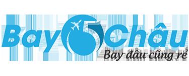Bay 5 Châu - Đại lý vé máy bay giá rẻ
