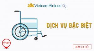 Dịch vụ đặc biệt của Vietnam Airlines