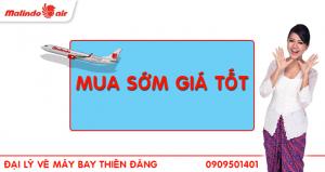 Malindo Air : Mua sớm giá tốt