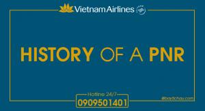 History of a PNR