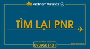Bảo vệ: Tìm lại PNR – Hướng dẫn