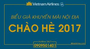Vietnam Airlines – Chào Hè 2017