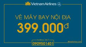 Vietnam Airlines – Ưu đãi hàng tuần