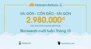 Côn Đảo – Blockseats cuối tuần Tháng 10