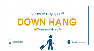 Giảm hạng nội địa, quốc tế Vietnam Airlines
