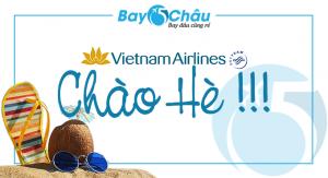 Vietnam Airlines khuyến mãi các đường bay Nội địa