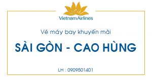 Vé máy bay khuyến mãi đi Cao Hùng
