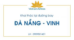 Vé máy bay Đà Nẵng – Vinh