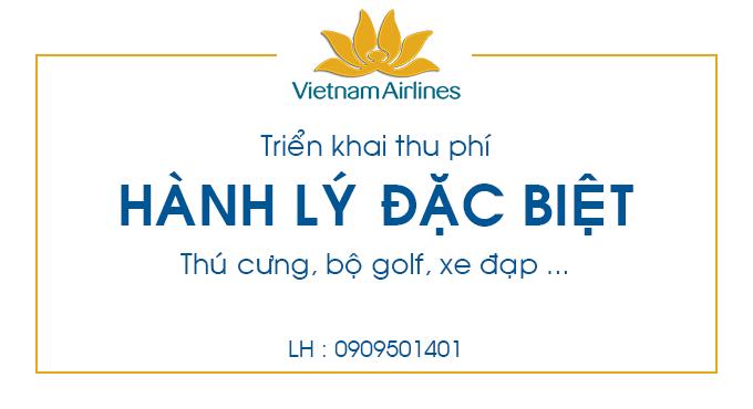 Hành lý đặc biệt - Vietnam Airlines