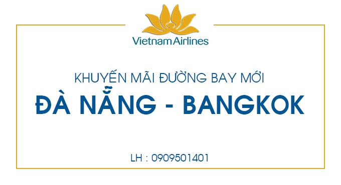 Vé máy bay giá rẻ Đà Nẵng - Bangkok