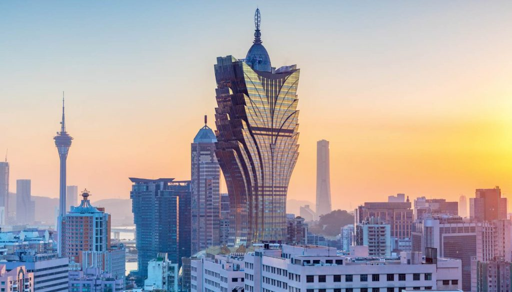 Vé máy bay giá rẻ đi Macau