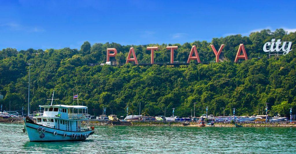 Vé máy bay giá rẻ đi Pattaya