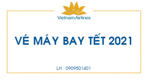 VNA : Vé máy bay Tết 2021 giá rẻ