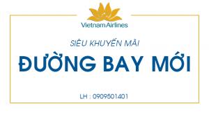 VNA : Vé máy bay nội địa chỉ từ 109.000 đồng